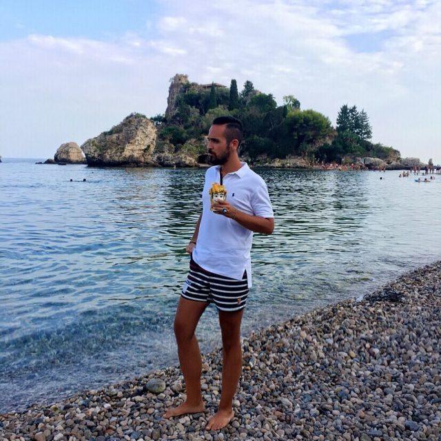 My escape in Sicily at laplageresorttaormina  edoardoalaimolaplageresortluxuryluxuryhotelluxuryhoteltaorminaragostahotelsmenstylemenswearmeneleganceluxurylifestylebeachwearmanfashionbloggerfashionbloggeritalianosiciliabeddasicilianholidays