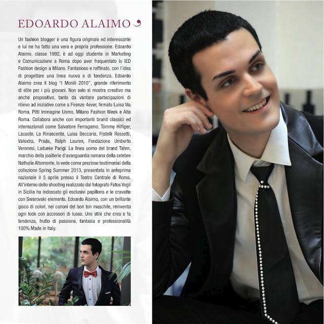 Edoardo Alaimo su inmagazine