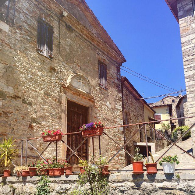 PENNABILLI  un posto magico Qui ToninoGuerra poeta e scenografohellip