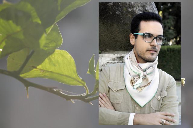 Edoardo Alaimo outfit Villa Borghese Roma7
