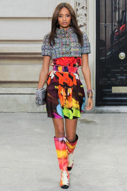 Chanel S/s 2015 Edoardo Alaimo3
