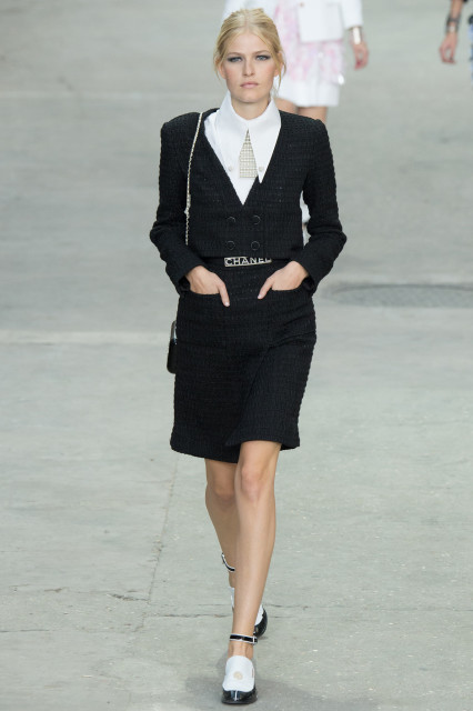 Chanel S/s 2015 Edoardo Alaimo1