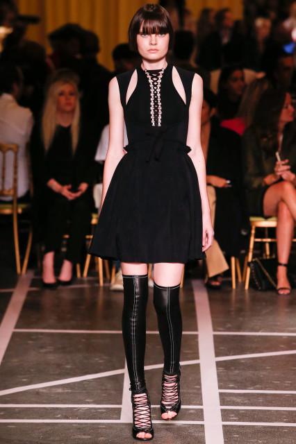 Givenchy S/s 2015 Edoardo Alaimo1