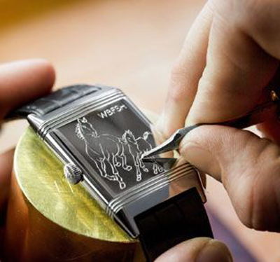 jaeger-le-coultre-engraved-horse-watches