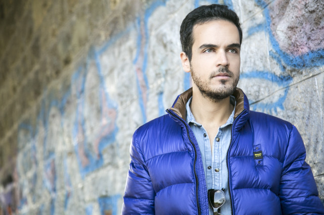 1 fashion blogger maschile Edoardo Alaimo per Blauer4