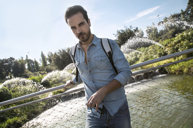 1 fashion blogger maschile Edoardo Alaimo per Blauer5