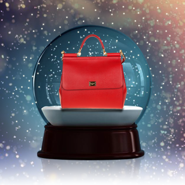 Dolce&Gabbana bag Edoardo Alaimo