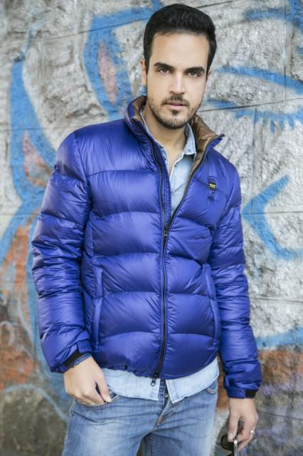 1 fashion blogger maschile Edoardo Alaimo per Blauer1