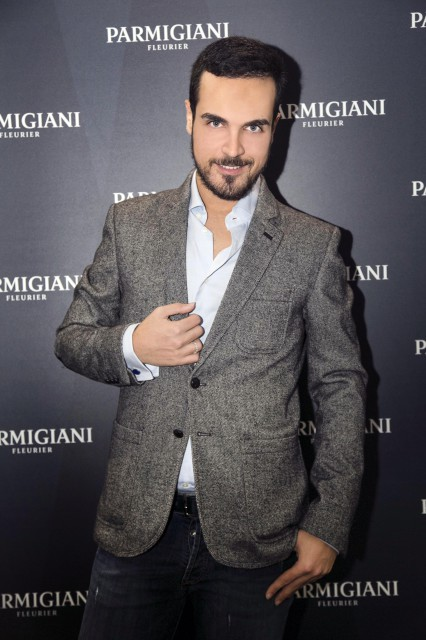 Edoardo Alaimo Parmigiani Fleurier