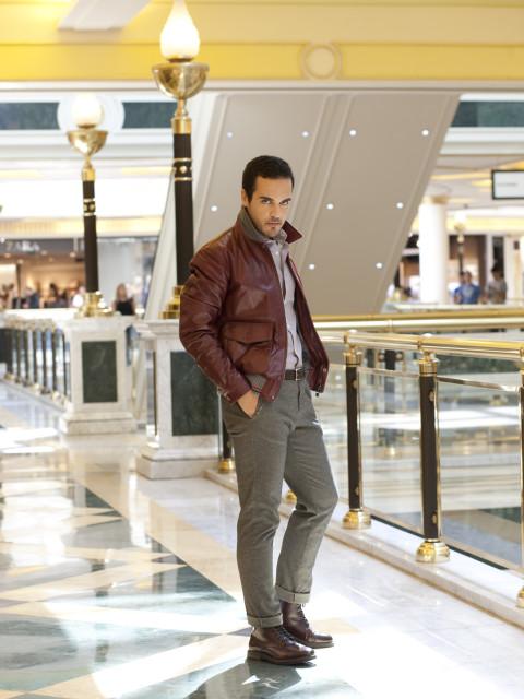 Edoardo Alaimo Euroma2 centro commerciale 1° fashion blogger