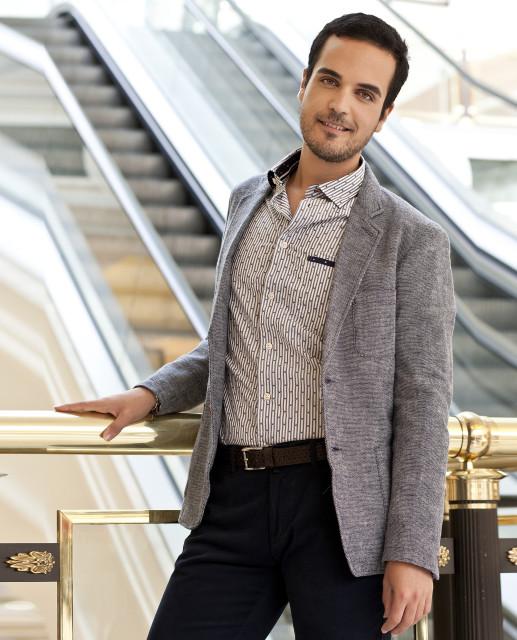 Edoardo Alaimo Euroma2 centro commerciale 1° fashion blogger6