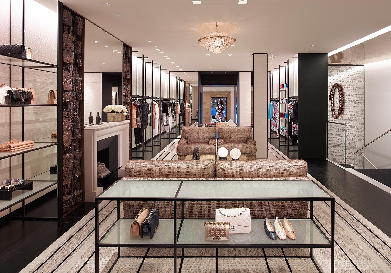 Chanel apre la nuova boutique di piazza di spagna a for Boutique rome