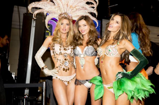Victoria's secret fashion show 2014 Edoardo Alaimo7