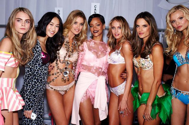 Victoria's secret fashion show 2014 Edoardo Alaimo3