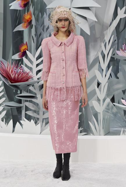 Chanel alta moda spring summer 2015 Edoardo Alaimo1