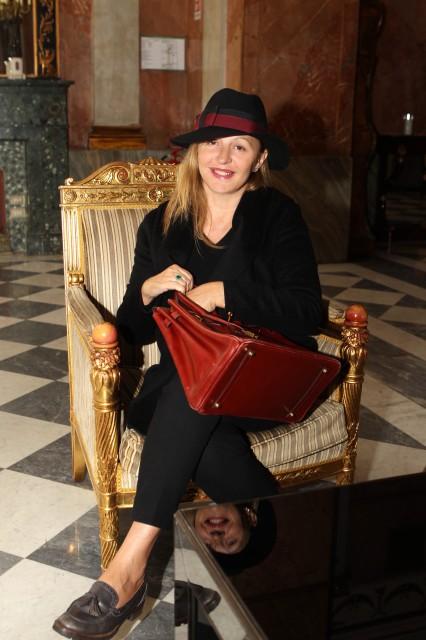 Hermès Birkin rouge Edoardo Alaimo4