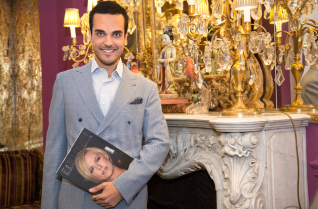 Edoardo Alaimo the excellence Magazine Regina Baglioni Hotel