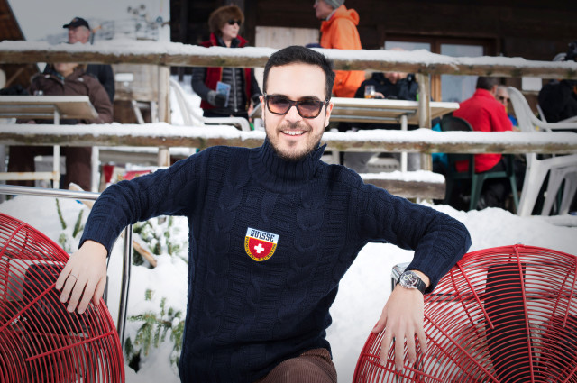 Parmigiani Fleurier Gstaad international balloon festival Edoardo Alaimo15
