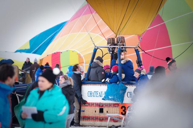 Parmigiani Fleurier Gstaad international balloon festival Edoardo Alaimo14