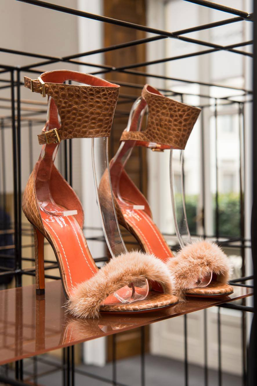 Collezione scarpe Santoni donna Fw 2015 2016|