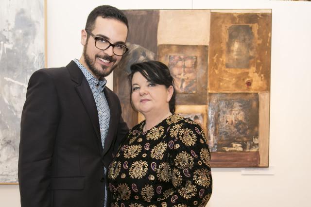 Edoardo Alaimo e Nathalie Altomonte