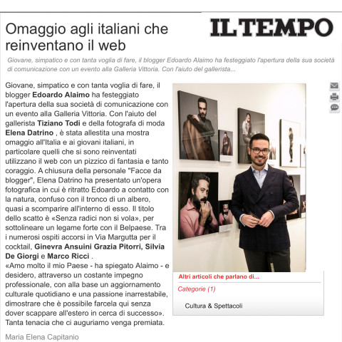 <!--:it-->Edoardo Alaimo su Il Tempo quotidiano 24/02/2015<!--:-->