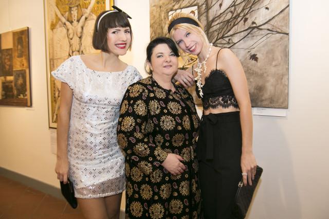 Raluca Mocrei, Nathalie Altomonte, Roberta Altavilla