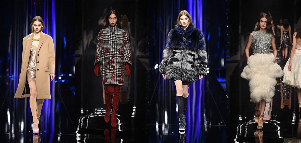 6cf958807d Collezione Hogan ed Ermanno Scervino fall winter 2015/2016 fashion ...