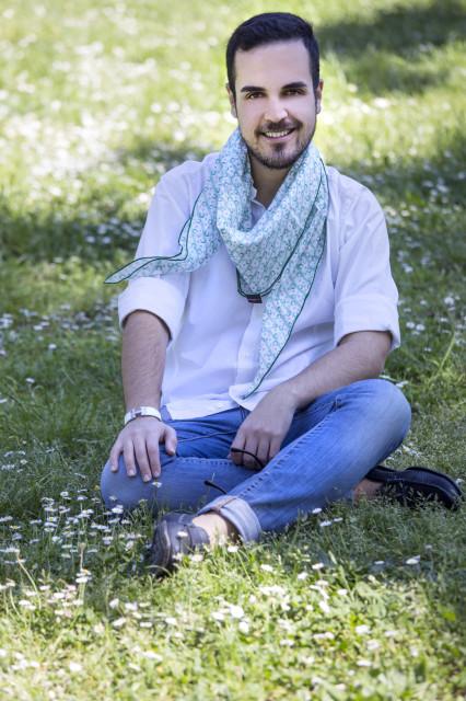 Edoardo Alaimo Villa Ada outfit4