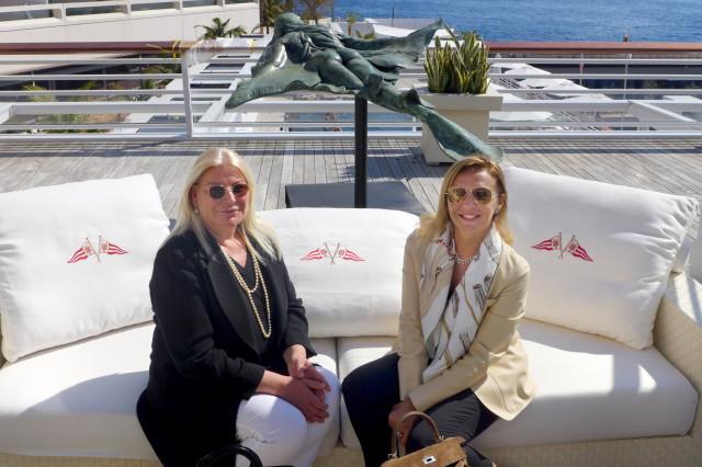 Yacht club Montecarlo Grazia Pitorri