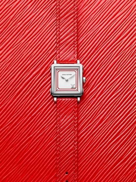 Louis Vuitton orologio Edoardo Alaimo