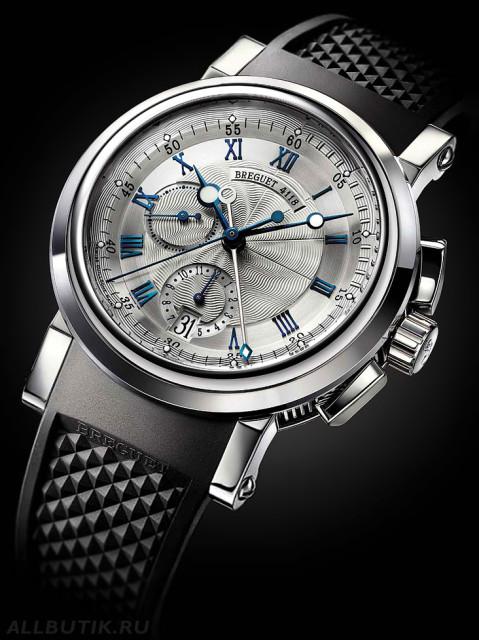 Breguet Marine Chronograph 5827 Edoardo Alaimo