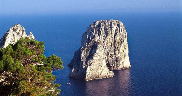 Msc crociere Mediterraneo Capri Edoardo Alaimo8