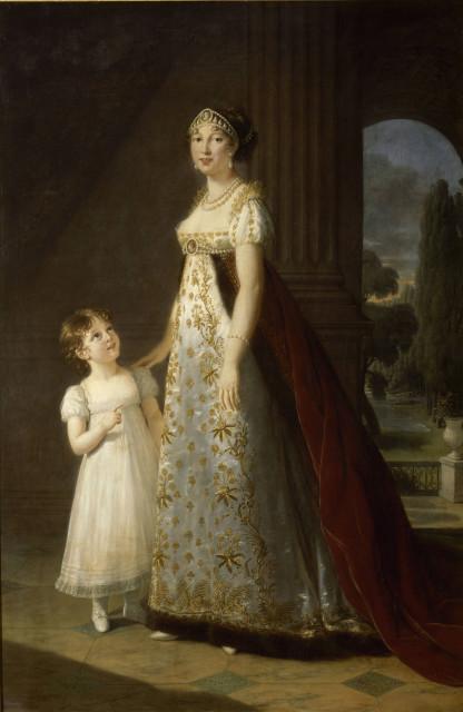Caroline Murat regina di Napoli Breguet Edoardo Alaimo