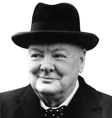 Wiston Churchill Breguet Edoardo Alaimo