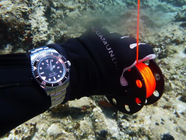 Rolex Sea dweller - l'orologio subacqueo Edoardo Alaimo2