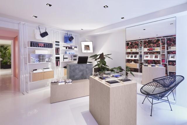 Rome  Chanel ephemeral boutique Edoardo Alaimo4