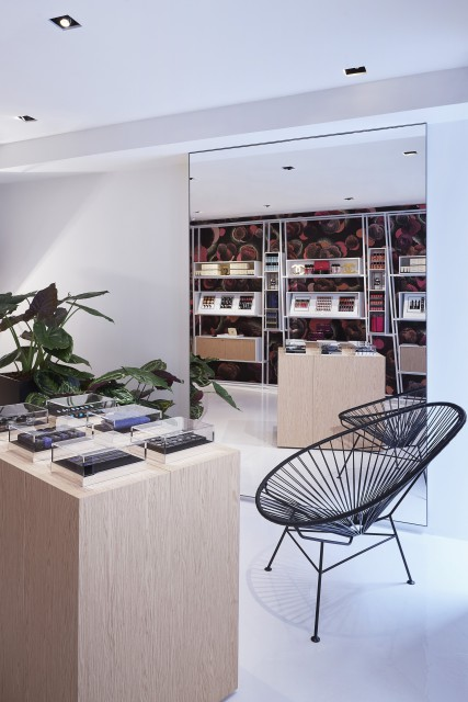 Rome  Chanel ephemeral boutique Edoardo Alaimo5