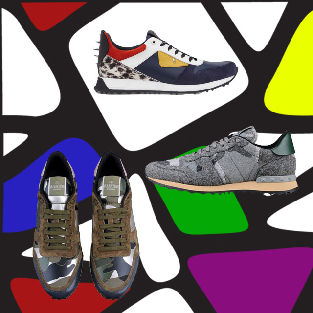 sneakers uomo F/w 2015-2016 Edoardo Alaimo