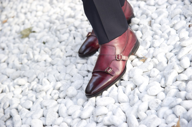 Santoni men shoes Edoardo Alaimo fashion blogger2
