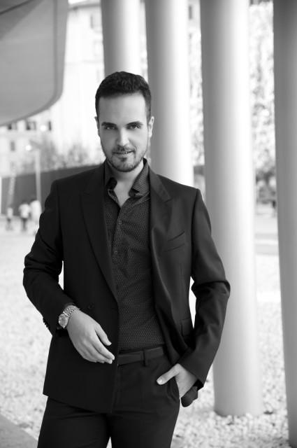 Edoardo Alaimo fashion blogger Roma web fest1