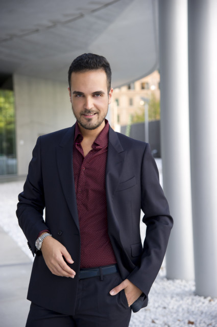 Edoardo Alaimo fashion blogger Roma web fest3