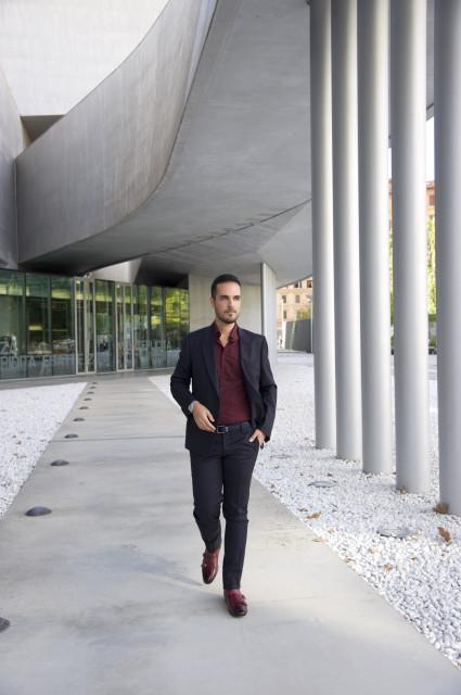 Edoardo Alaimo fashion blogger Roma web fest4