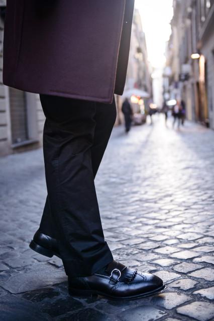 boutique di Roma Van Cleef&Arpels look Edoardo Alaimo4