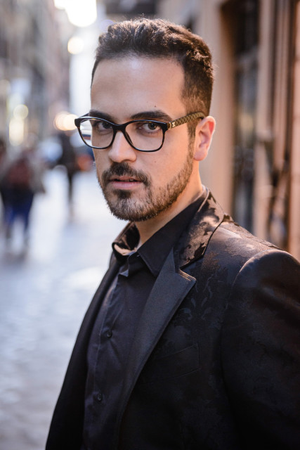 boutique di Roma Van Cleef&Arpels look Edoardo Alaimo7