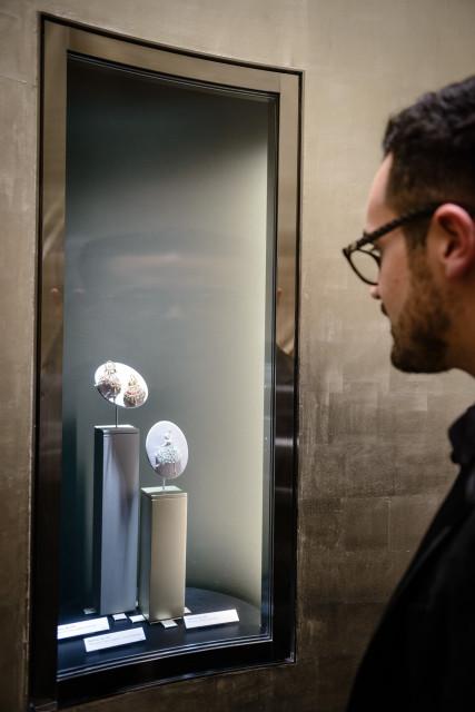 Van Cleef&Arpels apre una nuova boutique a Roma Edoardo Alaimo9