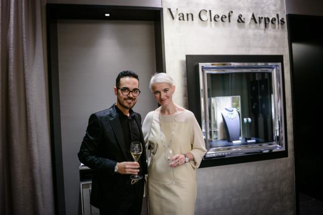 Van Cleef&Arpels apre una nuova boutique a Roma Edoardo Alaimo14