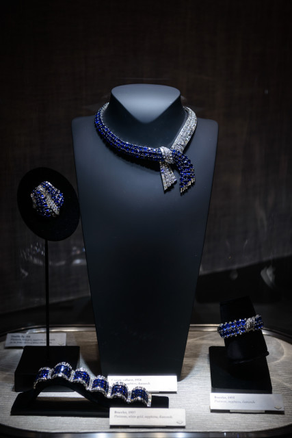 Van Cleef&Arpels apre una nuova boutique a Roma Edoardo Alaimo15