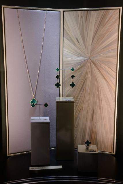 Van Cleef&Arpels apre una nuova boutique a Roma Edoardo Alaimo17