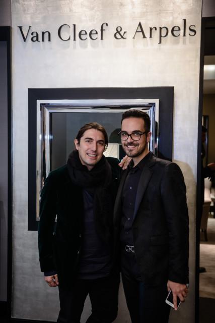 Van Cleef&Arpels apre una nuova boutique a Roma Edoardo Alaimo18